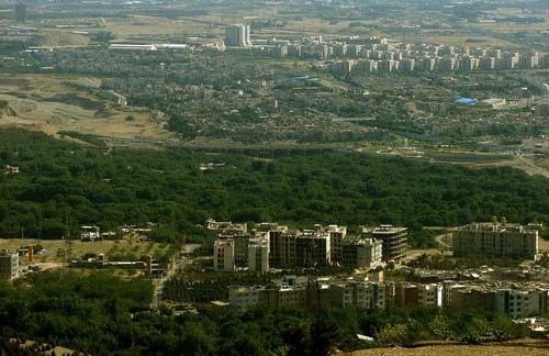 پارکهای جنگلی کوهسار  پارک های جنگلی تهران - 15 پارک با آدرس و عکس
