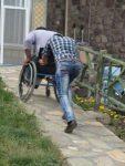 گردشگری معلولان ، مناسب سازی شده بدون توجه به استانداردها !