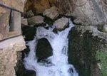 آبشار وقت و ساعت