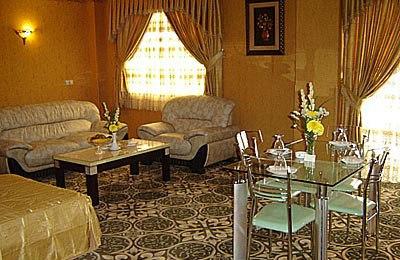آسمان 5 هتل آسمان اصفهان