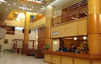 آسمان هتل آسمان اصفهان