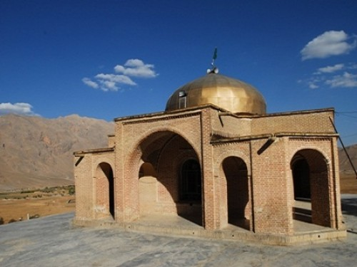 امامزاده عبدالله سورک