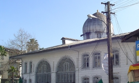 مسجد بدیع الله