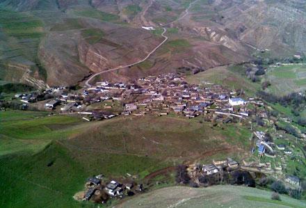 روستای تولون