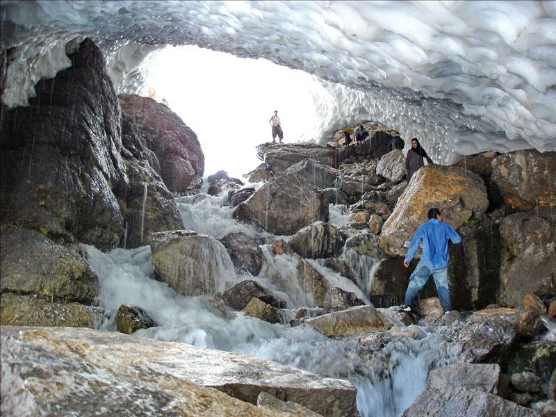 تونل 1 تونل برفی
