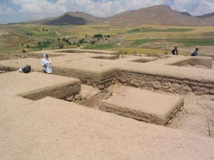 تپه 1 تپه باستانی قلایچی