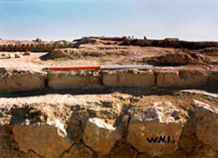 تپه 2 تپه باستانی قلایچی