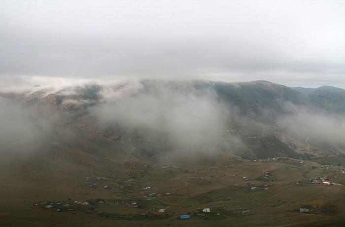 جاده اسالم خلخال - جاده اسالم به خلخال | جاذبه های گردشگری ایران