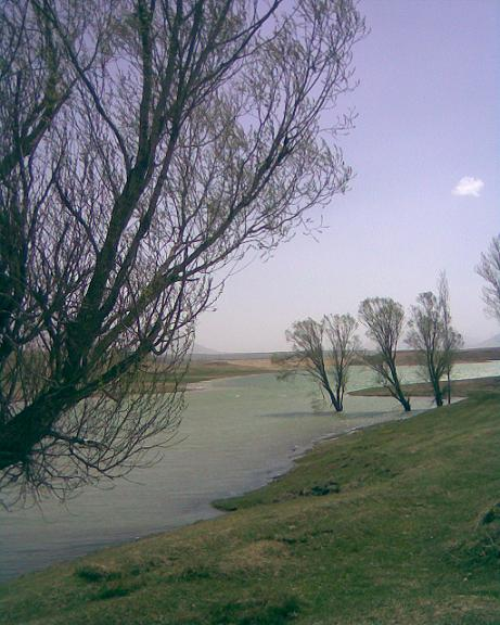 سد مخزنی خان آباد