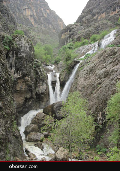 دره اسپر 2 آبشار دره اسپر