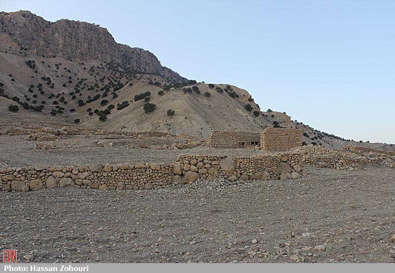 شمی 7 محوطه باستان شناسی شمی