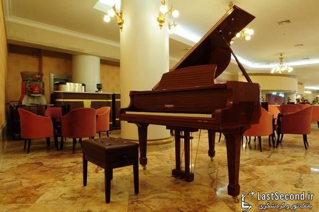 قصر 1 هتل قصر طلایی مشهد