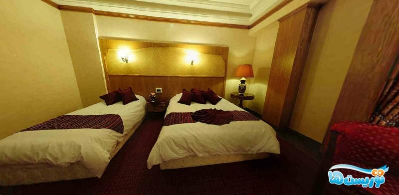 قصر هتل قصر طلایی مشهد