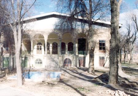 قلعه شمس آباد