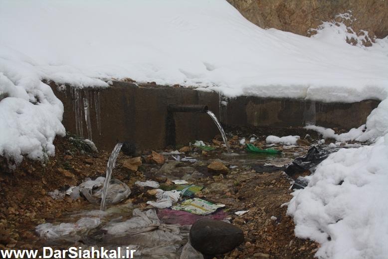 چشمه آب معدنی لاریخانی
