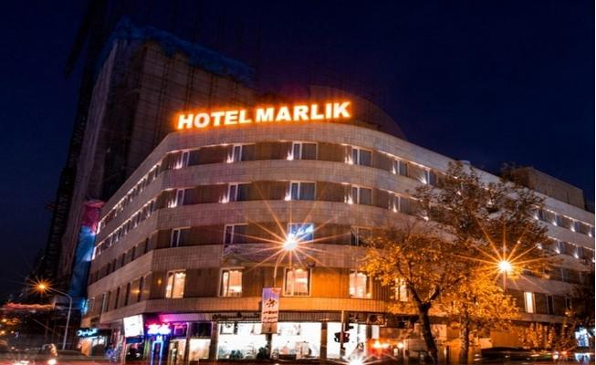 مارلیک هتل آپارتمان مارلیک تهران