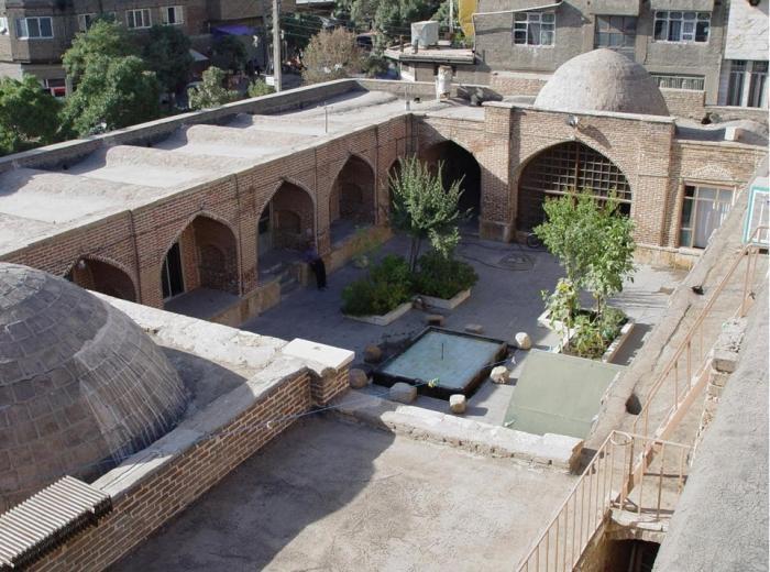 مسجد جامع 1 مسجد جامع مهاباد