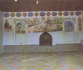 مسجد5 مسجد آقا سید حسین
