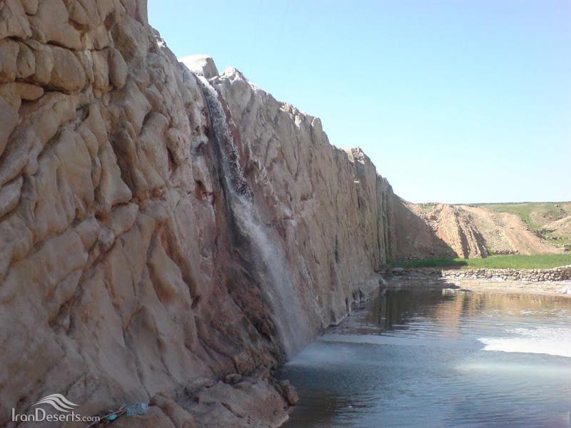 نمک2 آبشار نمک