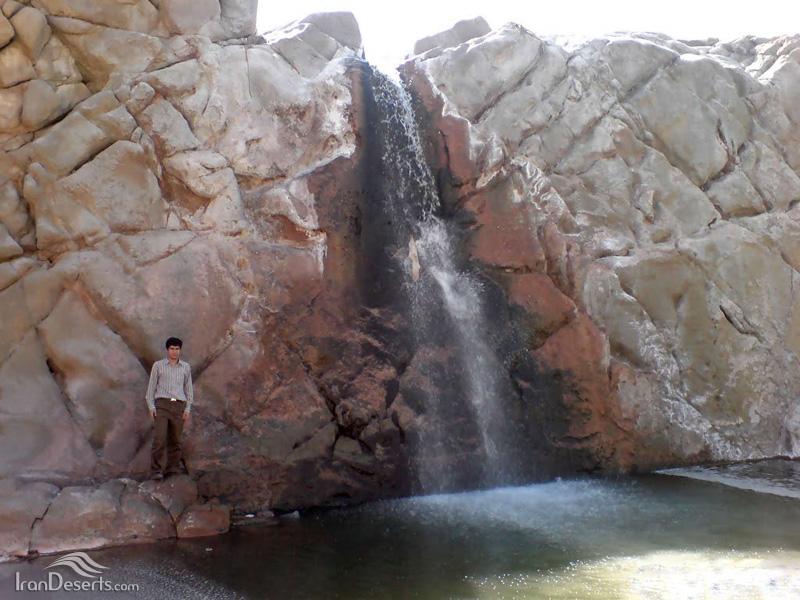 نمک4 آبشار نمک