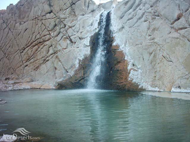 نمک5 آبشار نمک