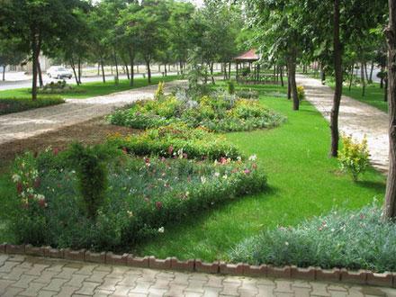 پارکک 1 پارک ساحلی بوکان