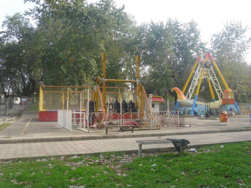 پارک 5 پارک ساحلی آستانه اشرفیه