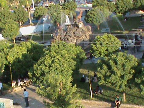 پارک پارک ساحلی بوکان