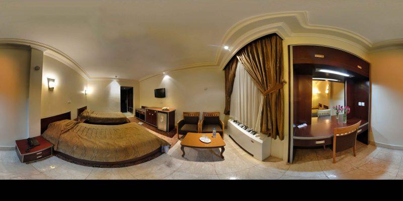 پیروزی هتل پیروزی اصفهان