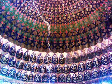 موزه چینی خانه شیخ صفی الدین