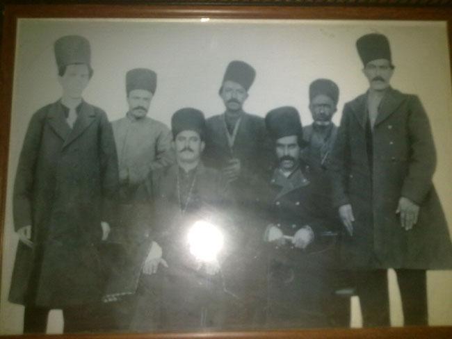 قلعه داراب خان و محمد حسن خان
