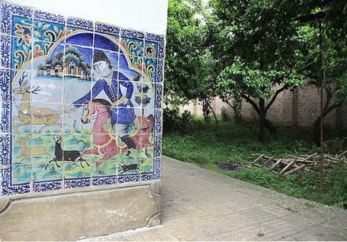 22 عمارت عبدالعلی خان صوفی