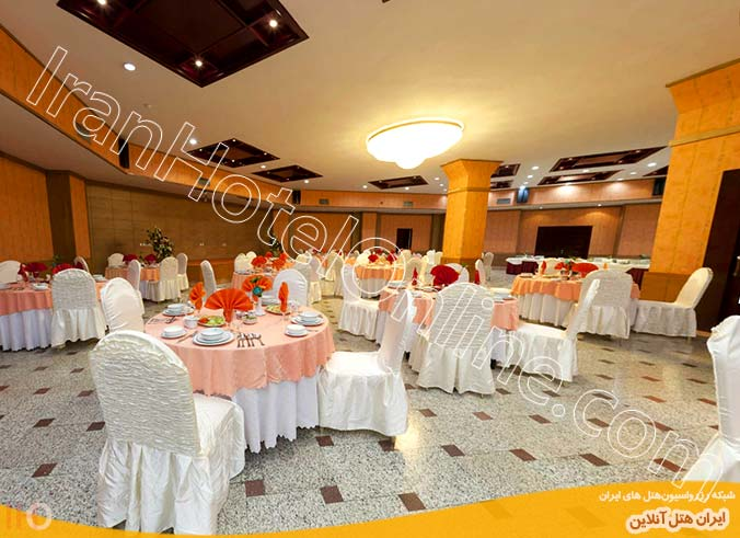هتل پارس مشهد