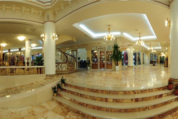 344 هتل قصر طلایی مشهد