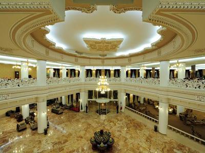 345 هتل قصر طلایی مشهد