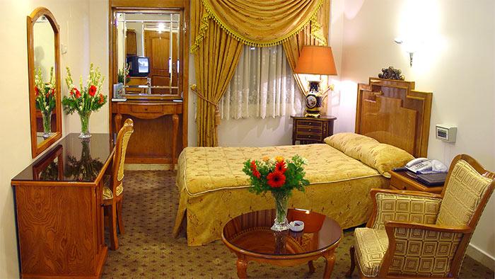 346 هتل قصر طلایی مشهد