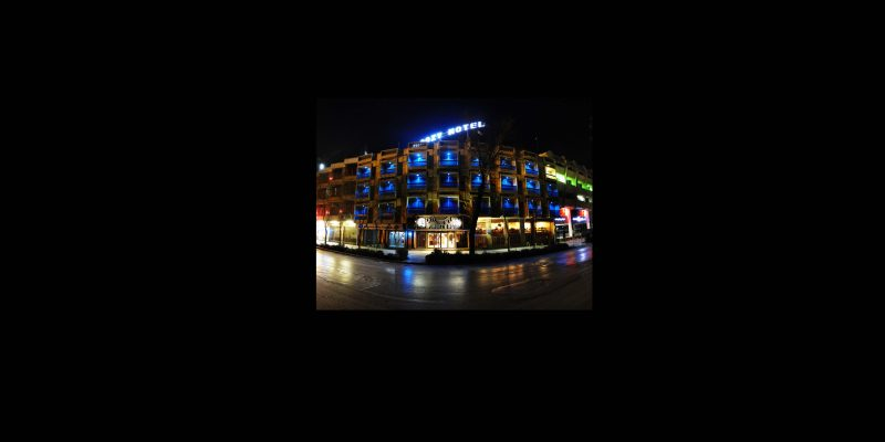 هتل پیروزی اصفهان