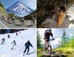 کرمانشاه ، با قابلیت ویژه برای توسعهی گردشگری ورزشی