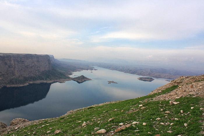 دریاچه شهیون ( سد دز )