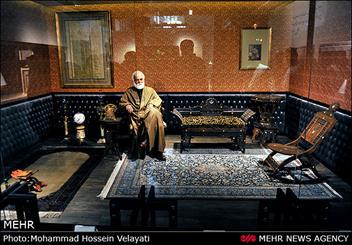 IMG15273476 بازدید از موزه ملی ملک در دهه فجر رایگان شد