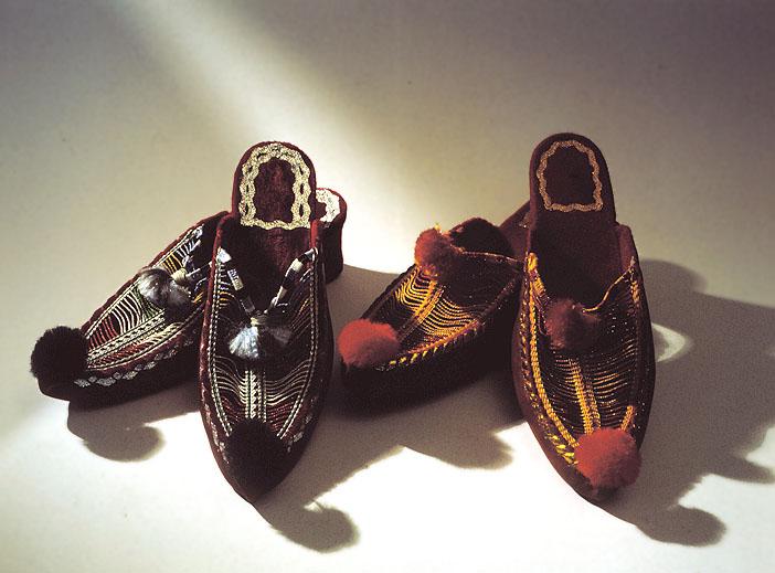 charogh پای پوشهای سنتی