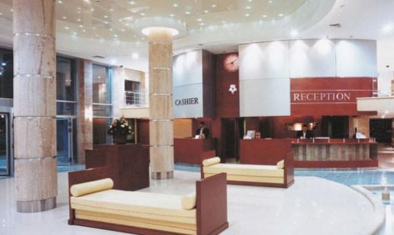 kosar3 هتل پارسیان کوثر اصفهان