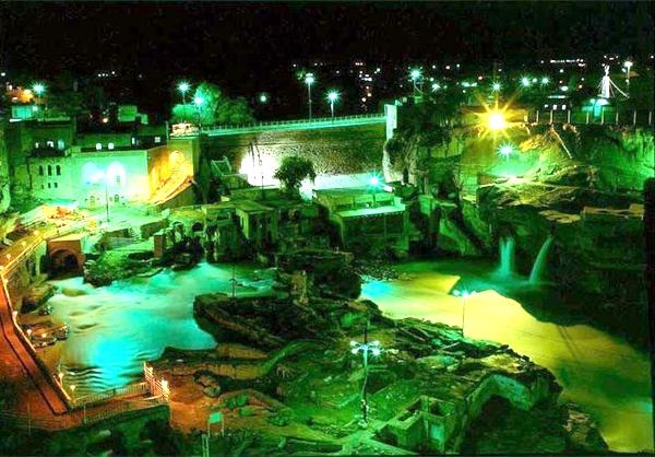 آبشارهای شوشتر ( سیکاها )