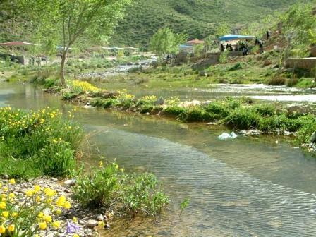 منطقه نمونه گردشگری سد و سرچشمه افوس