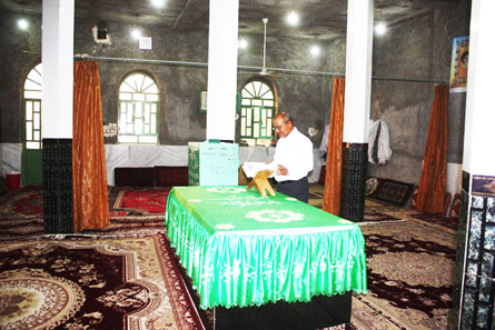 امامزاده 7 امامزاده زین الشهدا