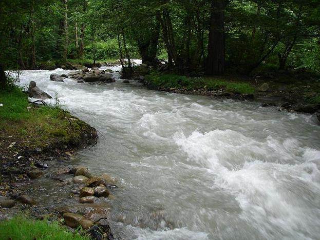 اهرم 3 رودخانه اهرم