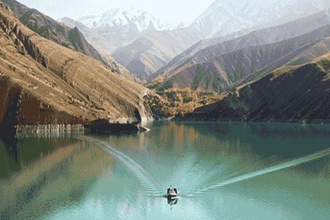 مجموعه سد امیرکبیر