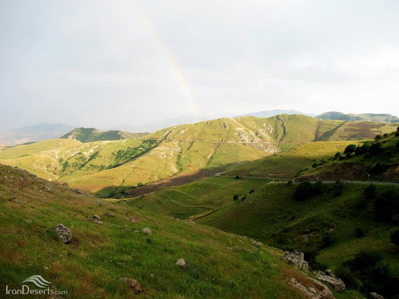 هوراند 7 منطقه حفاظت شده هوراند