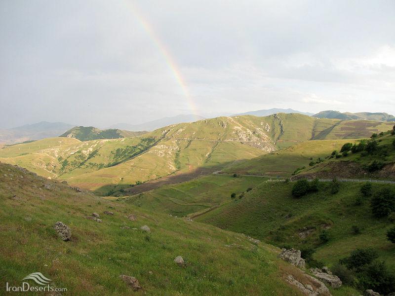 هوراند منطقه حفاظت شده هوراند