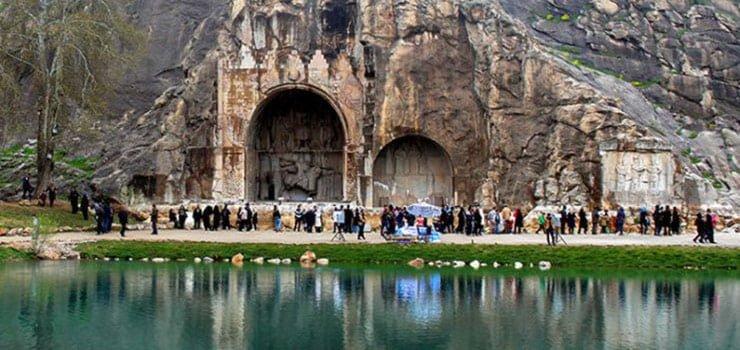 مردم ایران، جاذبه گردشگری ایران